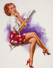 earl-steffa-moran-pin-up-reading