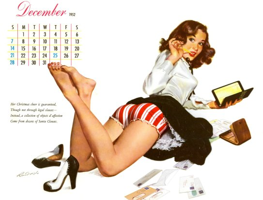 1952_12-Esquire-Calendar-December-Ren-Wicks