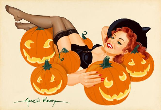 pumpkin-pin-up-aaron-kirby